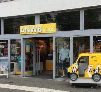 UV-werende glasfolie-ANWB Breda