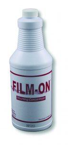 aanbrengen glasfolie met Film-On