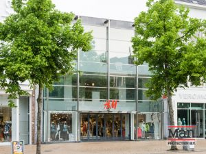UV-werende folie - H&M Groningen