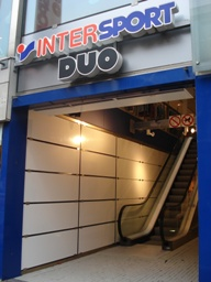 Intersport Duo - kleuren vinyl