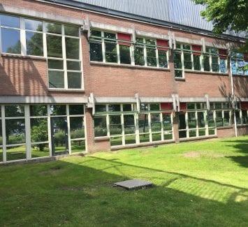 LLumar warmte- en lichtwerende glasfolie - Interxion te Amsterdam