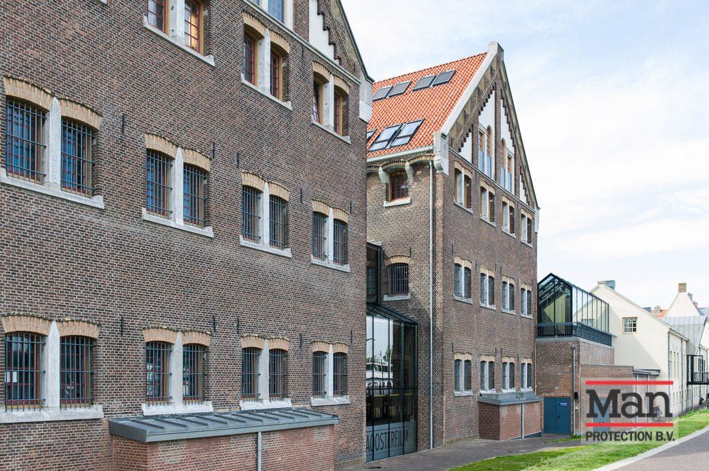 LLumar UV-werende glasfolie - Museum 20e Eeuw te Hoorn