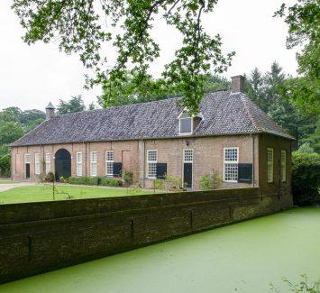 Landgoed te Overijssel - isolerende glasfolie