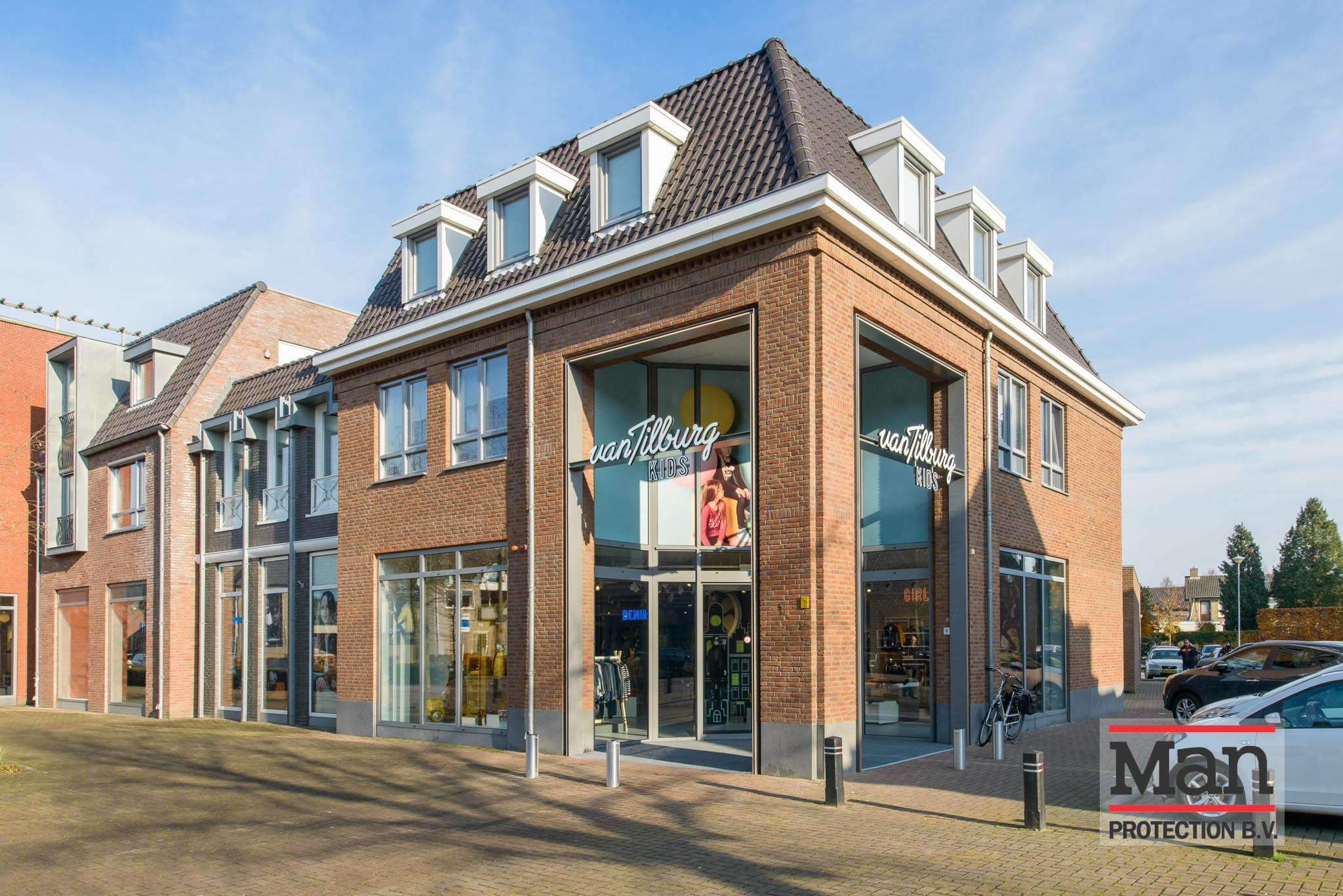 UV-werende glasfolie - Van Tilburg Mode