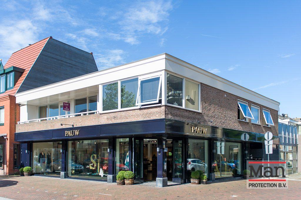 LLumar UV-werende glasfolie - Modehuis Pauw