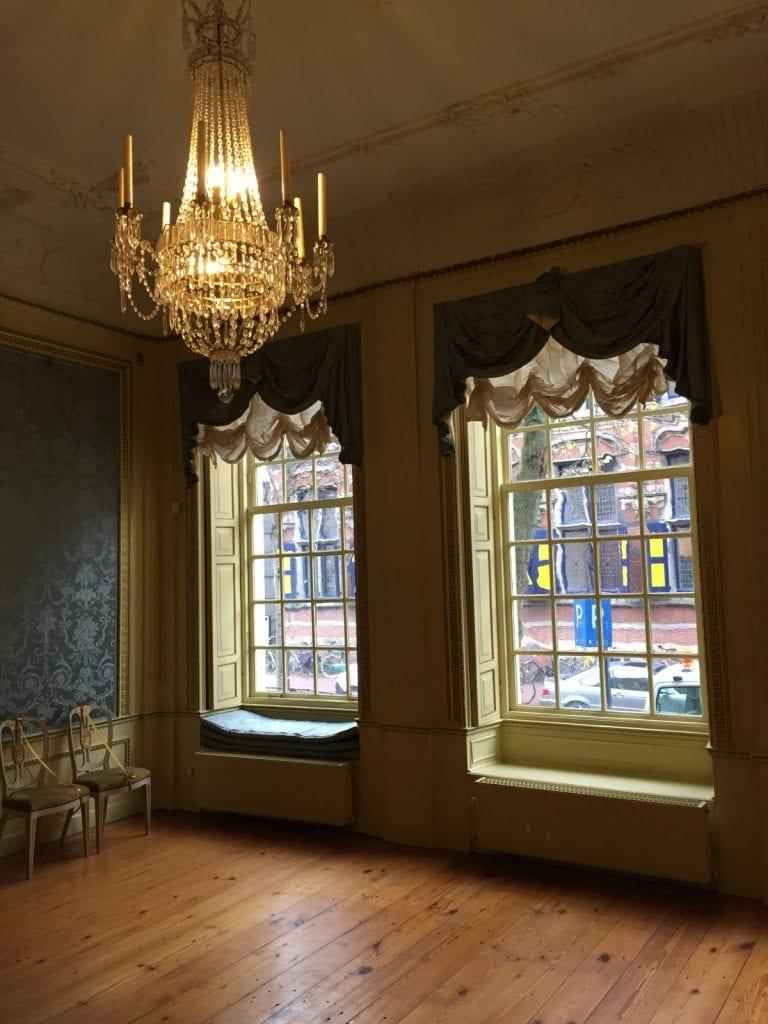 LLumar UV-werende glasfolie - Museumhuis Van Eysinga te Leeuwarden