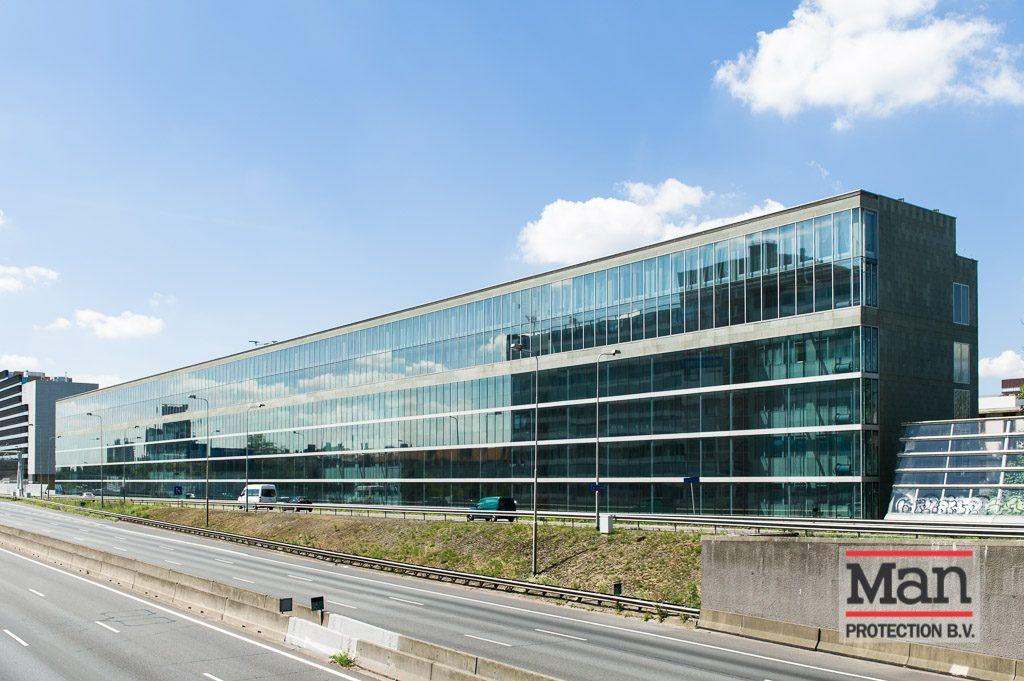 Rochdale appartementencomplex Leeuw van Vlaanderen te Amsterdam - warmtewerende glasfolie