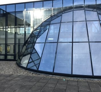 Tui Rijswijk - warmtewerende glasfolie