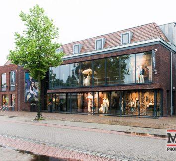 Van Tilburg Mode - UV-werende glasfolie