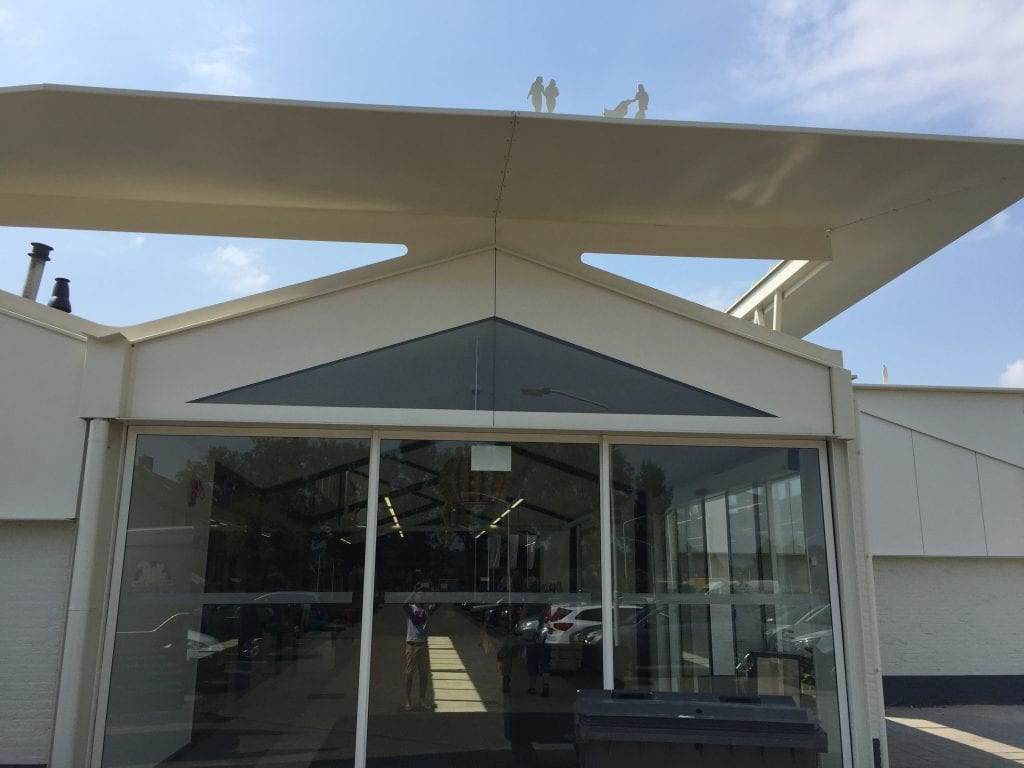 kleuren vinyl - Winkelcentrum Westpolder te Papendrecht