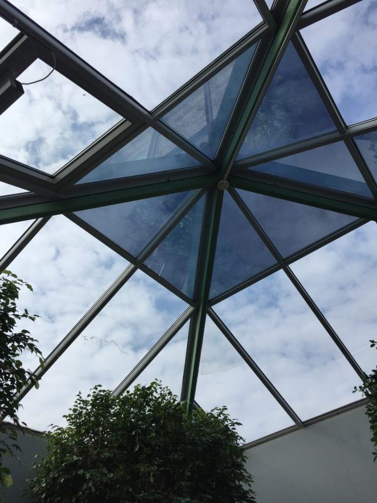 LLumar warmtewerende glasfolie - Zorgspectrum te Nieuwegein