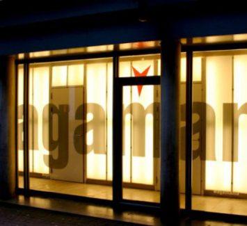 Privacy vinyl - Wagamama te Amsterdam
